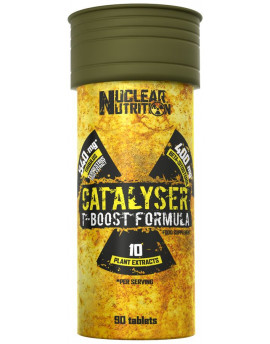 NUCLEAR NUTRITION Catalyser 90 tabs